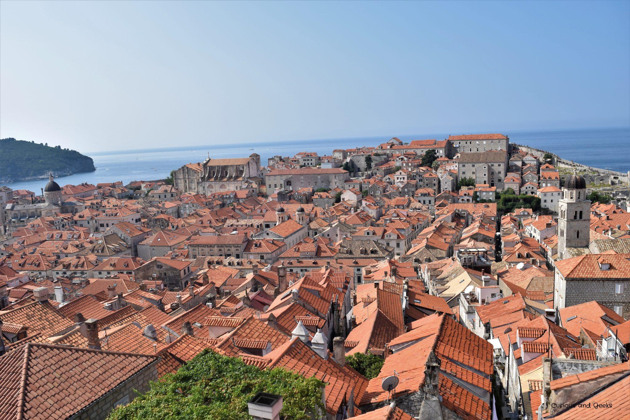 10. Kings landing - Game of Thrones filming locations in Dubrovnik