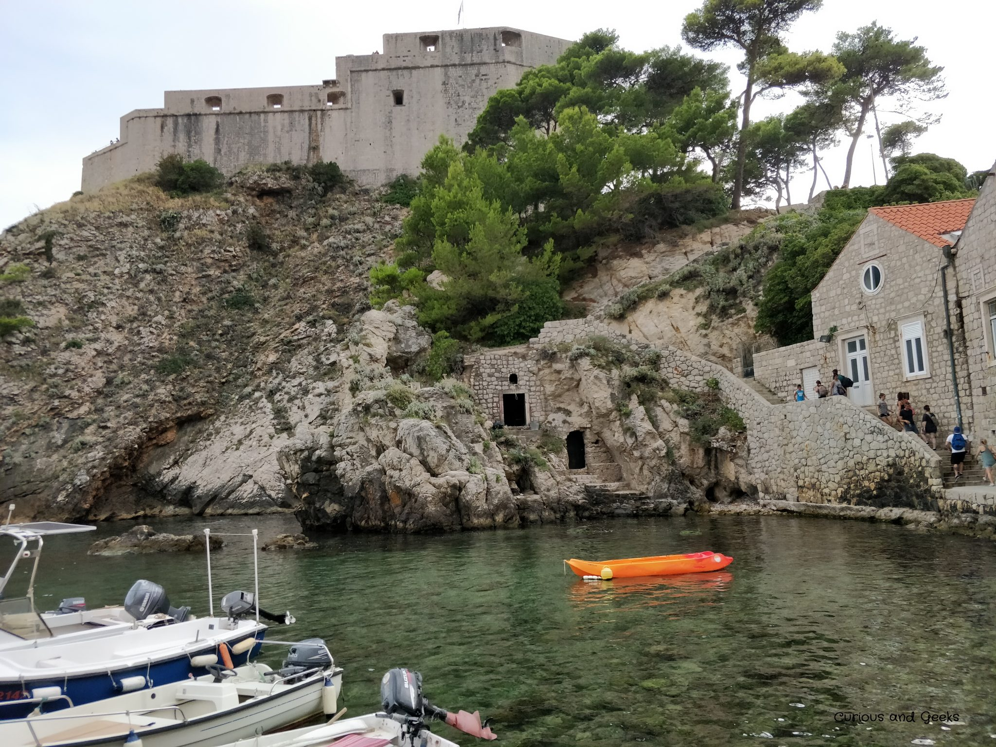 13. West Harbour - Game of Thrones filming locations in Dubrovnik