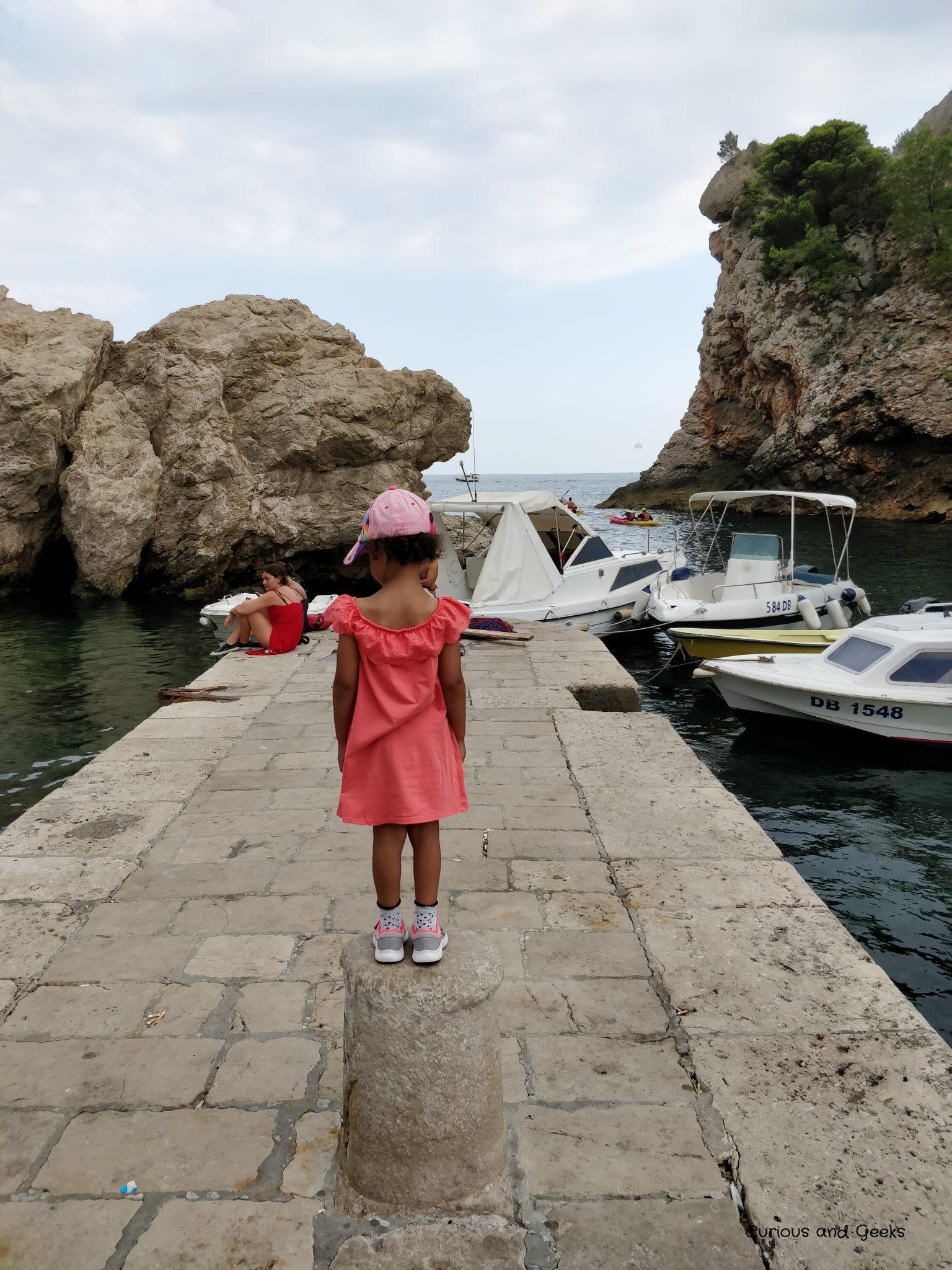 14. West Pier - Game of Thrones filming locations in Dubrovnik