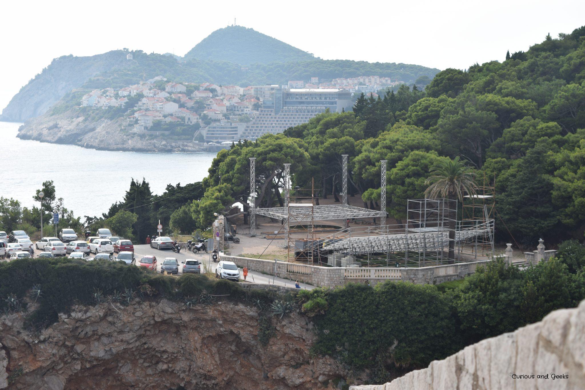17. Gradac Park - Game of Thrones filming locations in Dubrovnik
