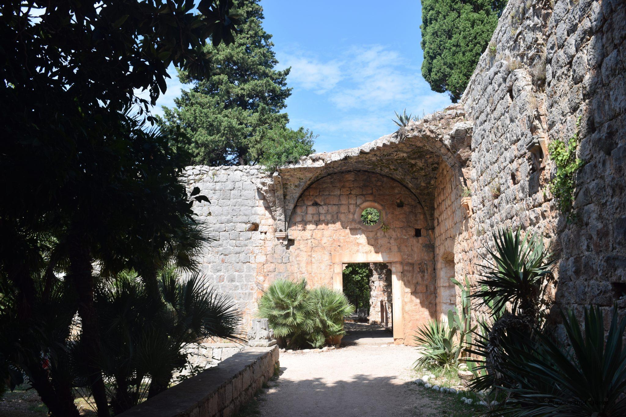 19.Benedictine2 - Game of Thrones filming locations in Dubrovnik