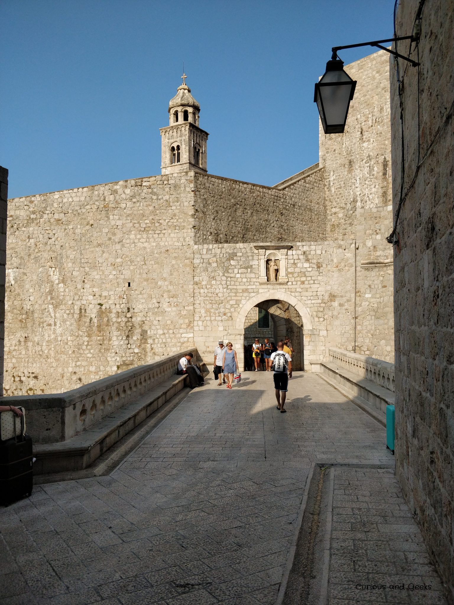 8. Ploce Gate - Game of Thrones filming locations in Dubrovnik