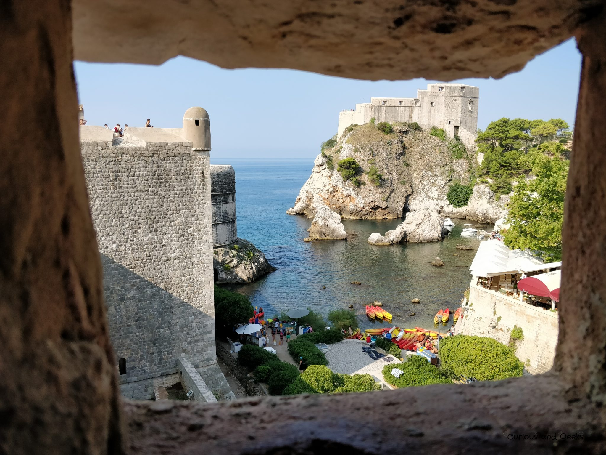 IMG 20180802 090201 - Game of Thrones filming locations in Dubrovnik