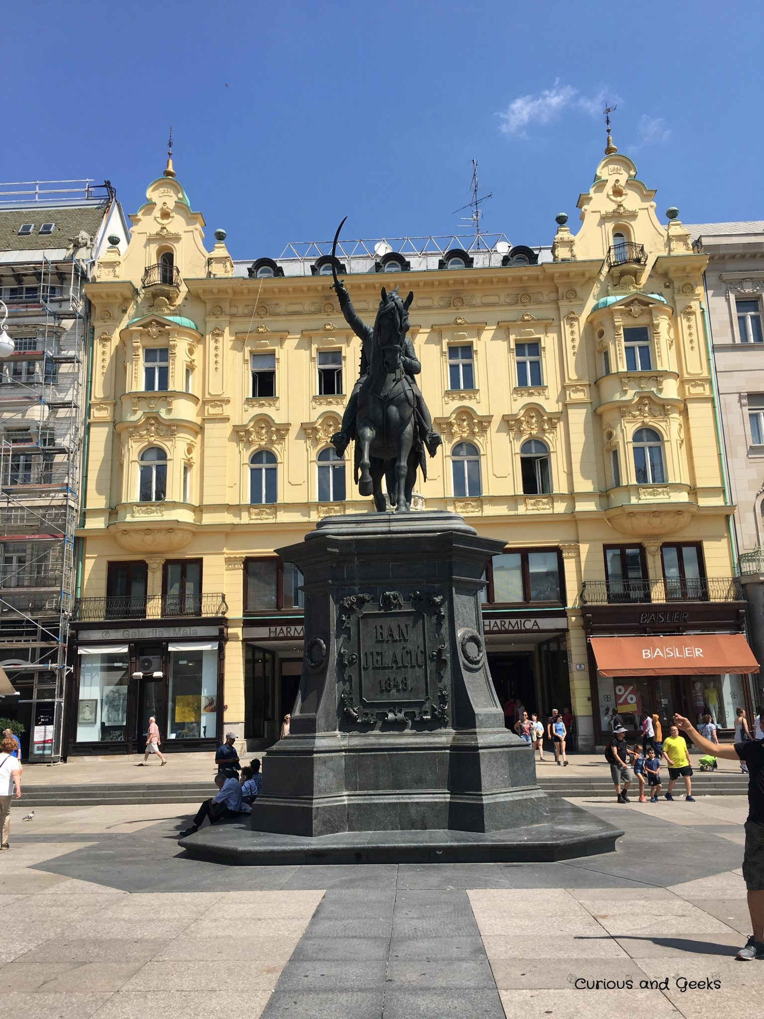 ban josip jelacic - Things to do in Zagreb: A list of 14 places you should stop by