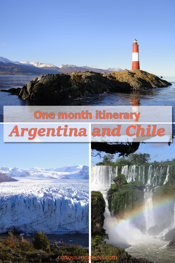 Argentina and Chile - Our one month Argentina and Chile itinerary