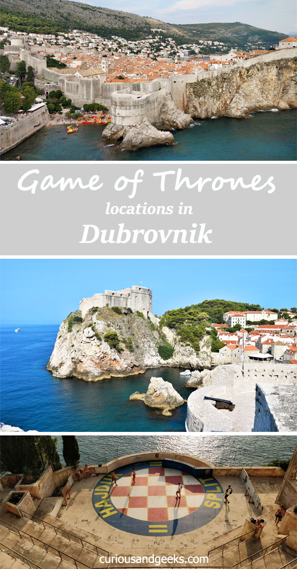 Game of Thrones filming locations in Dubrovnik Cover - Game of Thrones filming locations in Dubrovnik