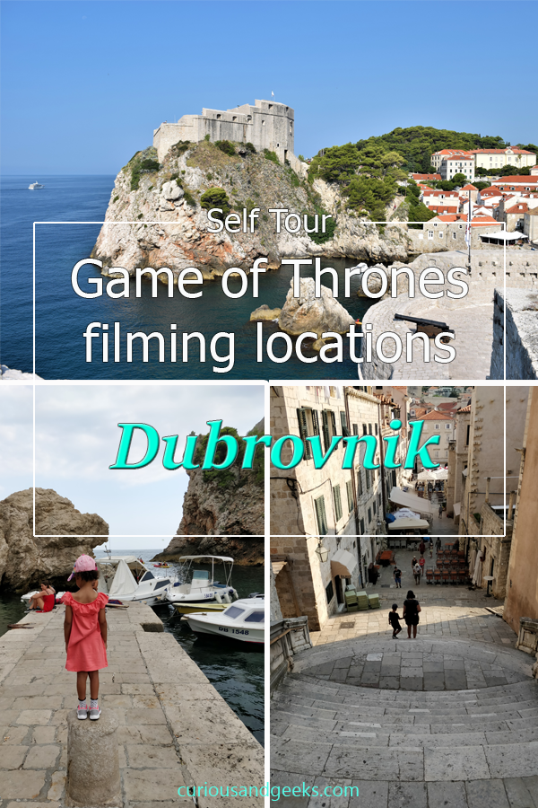 GoT filming locations in Dubrovnik - Game of Thrones filming locations in Dubrovnik