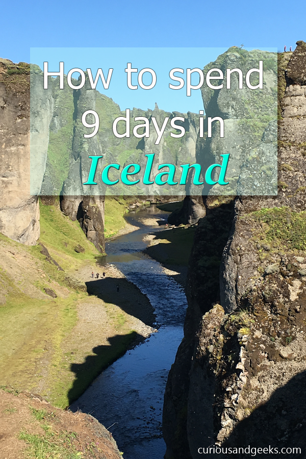 Iceland Itinerary 1 - Iceland with kids: 9 day road trip itinerary around the ring road