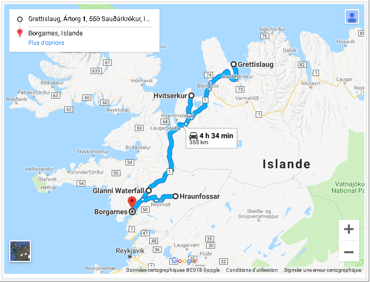 Iceland Itinerary Day7 - Iceland with kids: 9 day road trip itinerary around the ring road