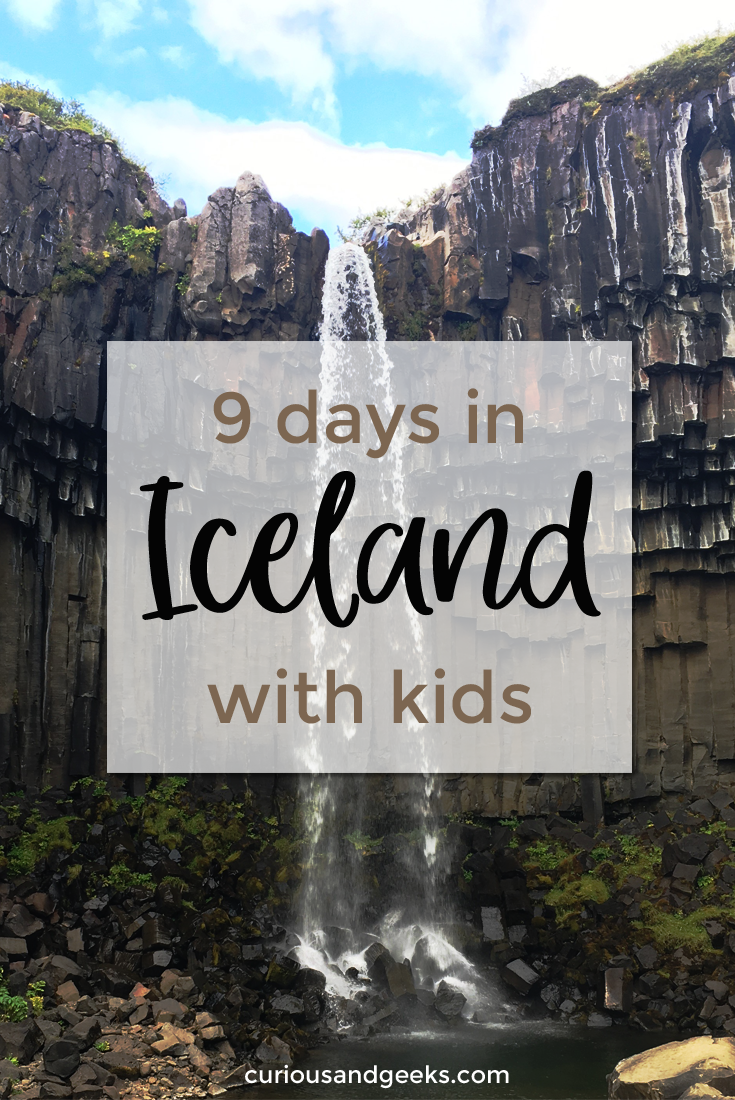 Iceland October - Iceland with kids: 9 day road trip itinerary around the ring road