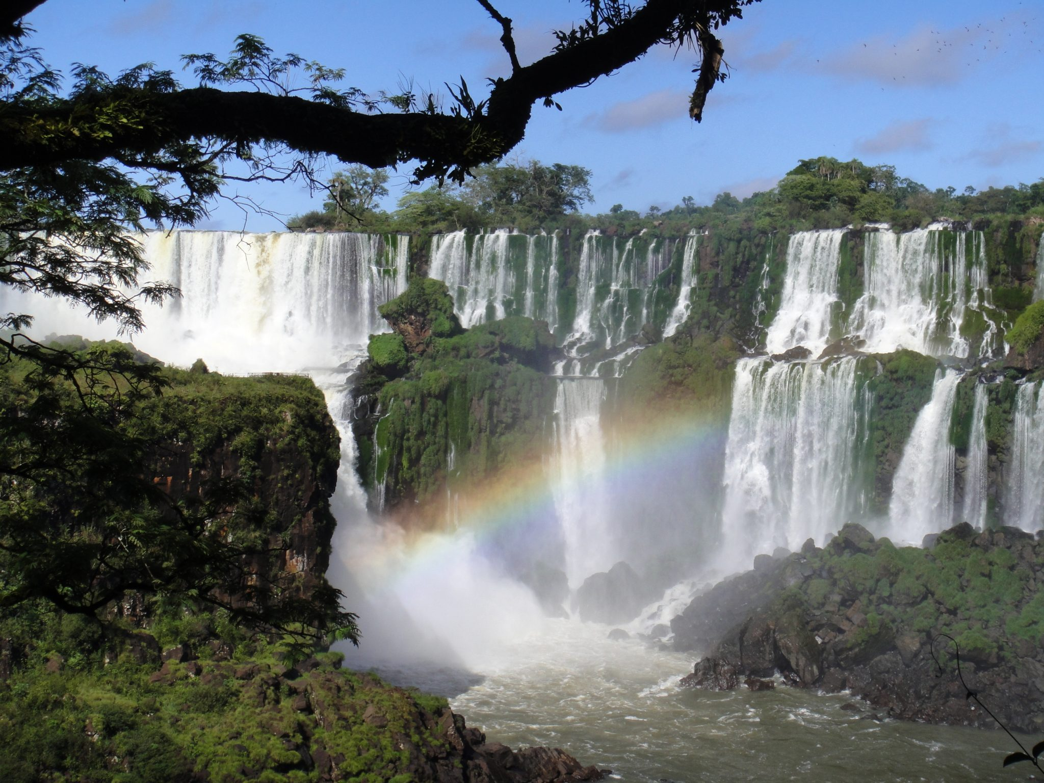 Iguazu 1 - Our one month Argentina and Chile itinerary