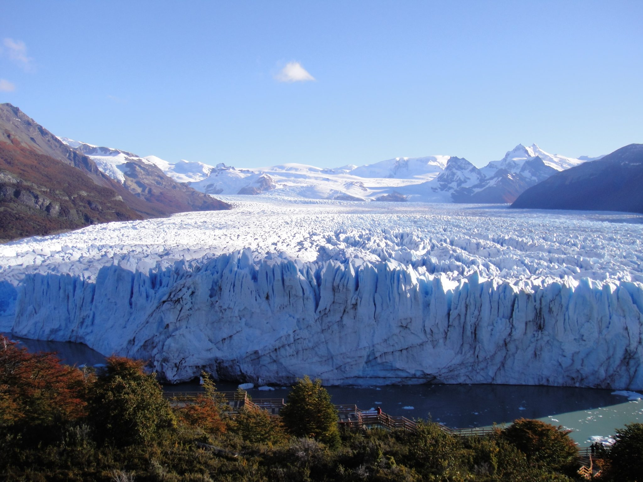 Perito Moreno - Our one month Argentina and Chile itinerary