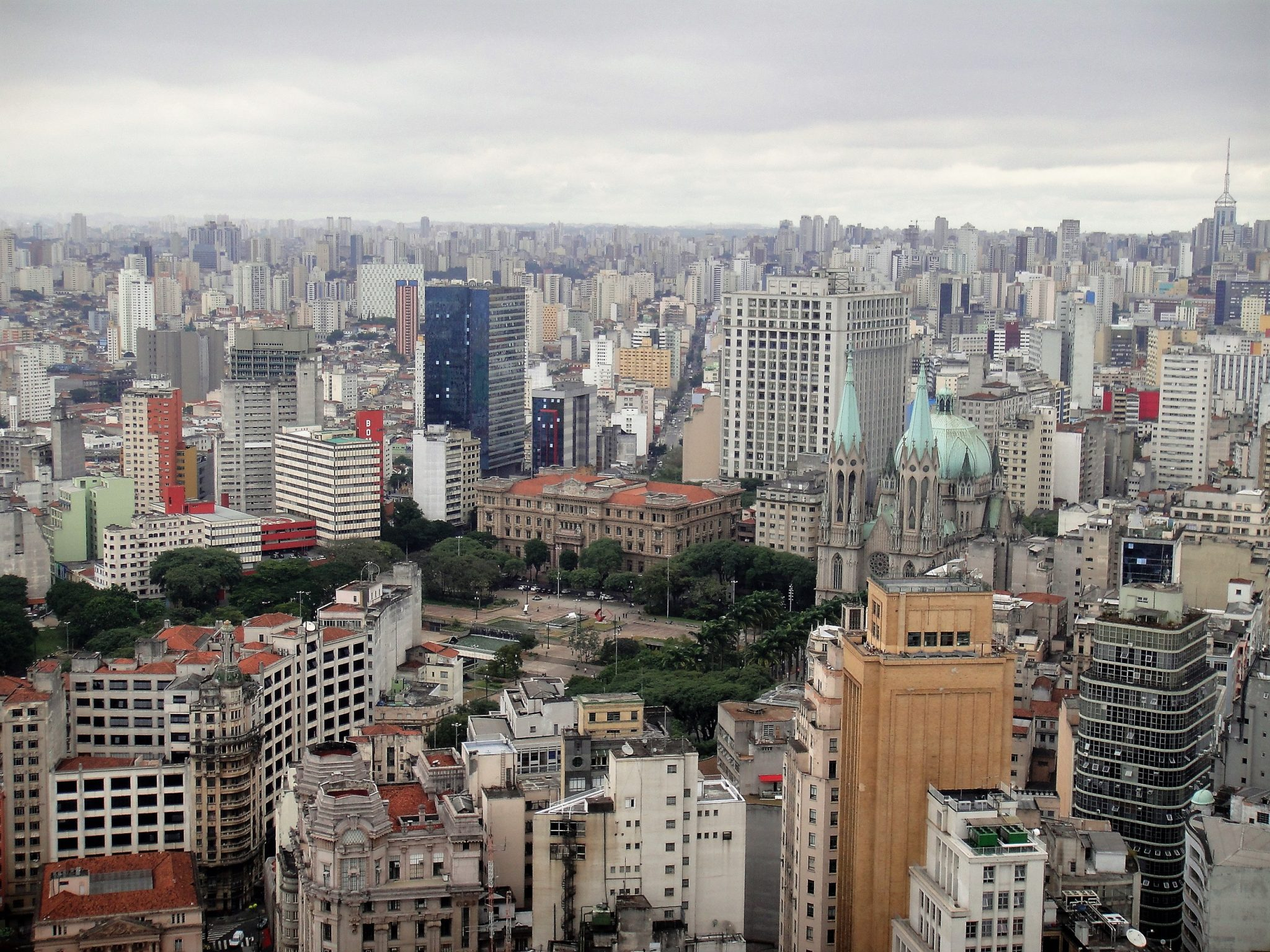 Sao Paulo - Our one month Argentina and Chile itinerary