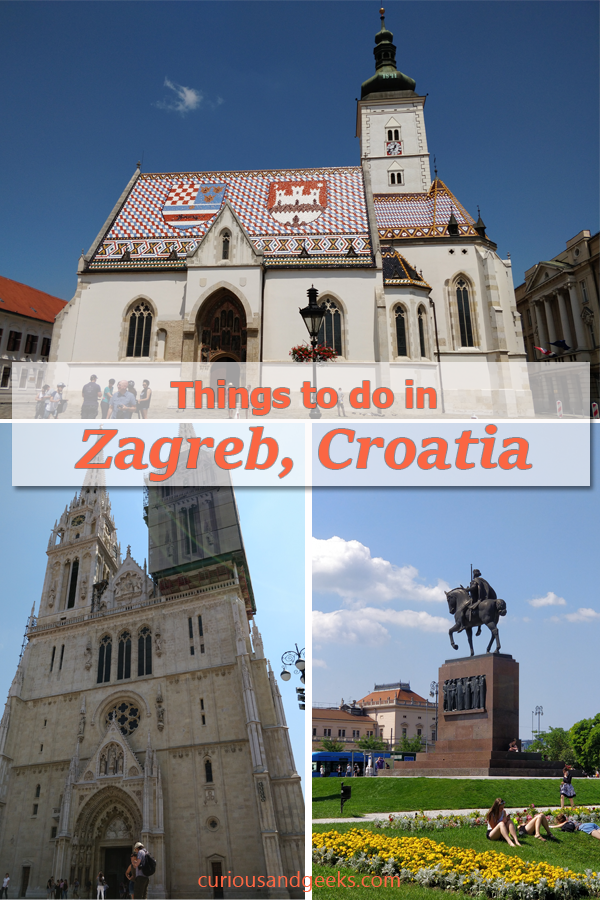 Check out this list of 14 Things to do in Zagreb.