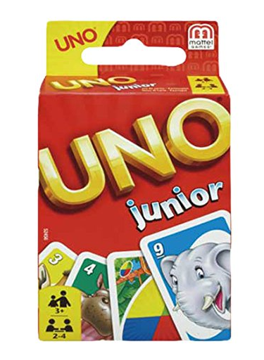 Uno Junior - Our top nine family board games for young kids