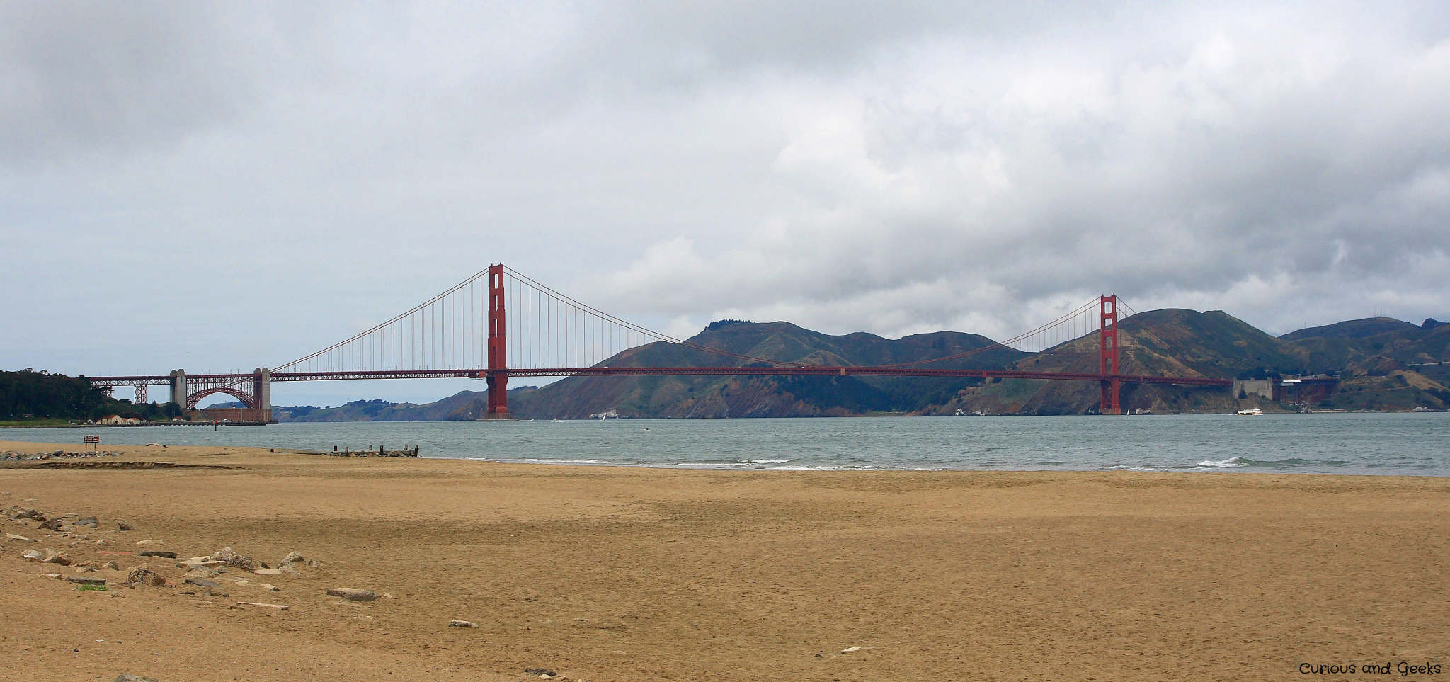 West Coast USA Road trip - The Golden Gate Bridge
