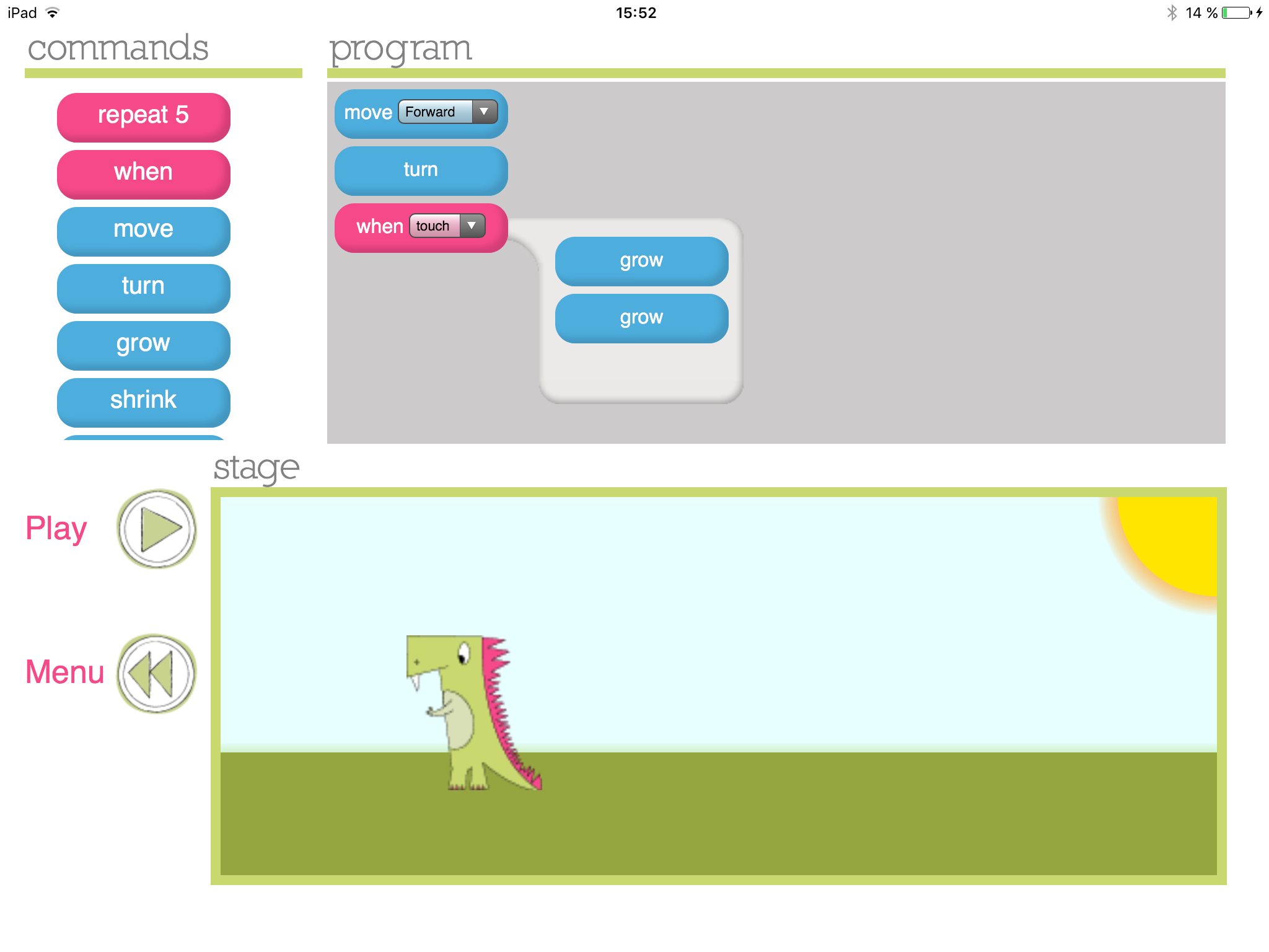 Coding Apps For Kids Daisy Dinosaur - Best Coding Apps for Kids under 8 to Learn Programming
