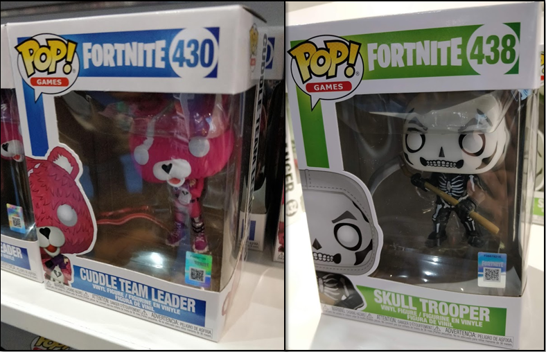 Fortnite Gifts for kids - Get your kids the Fortnite Pops!
