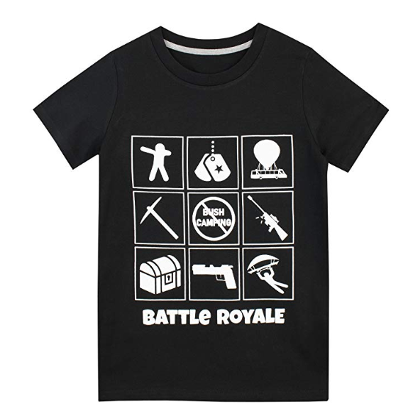 Fortnite Teeshirt - Epic Fortnite gifts for kids - 25 gift ideas for Fortnite lovers