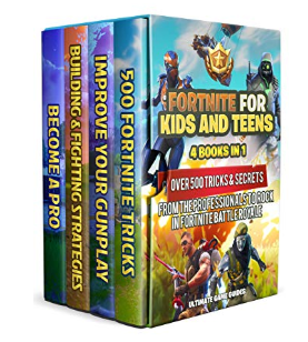 Fortnite for kids and teens - Epic Fortnite gifts for kids - 25 gift ideas for Fortnite lovers