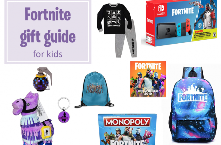 Fortnite Gifts For Kids - A gift guide for the young Fortnite gamers
