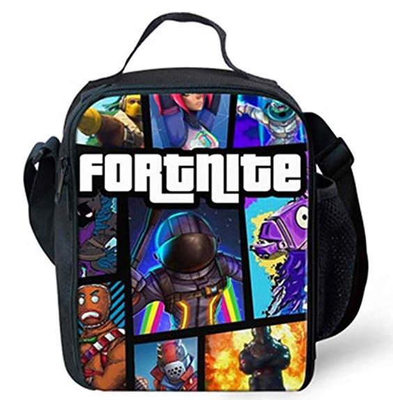 Fortnite lunchbox - Epic Fortnite gifts for kids - 25 gift ideas for Fortnite lovers