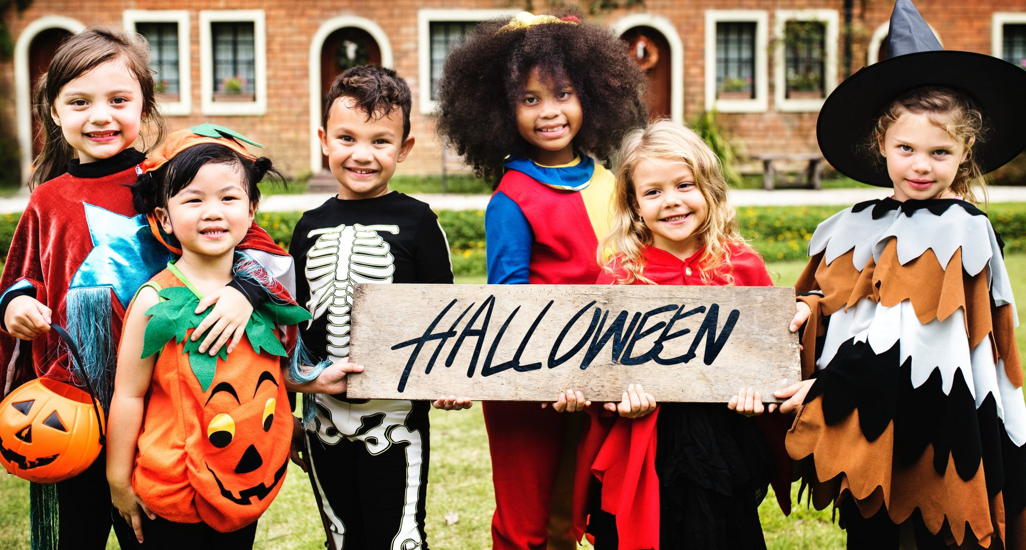 Halloween in London with Kids -- Halloween costumes for kids