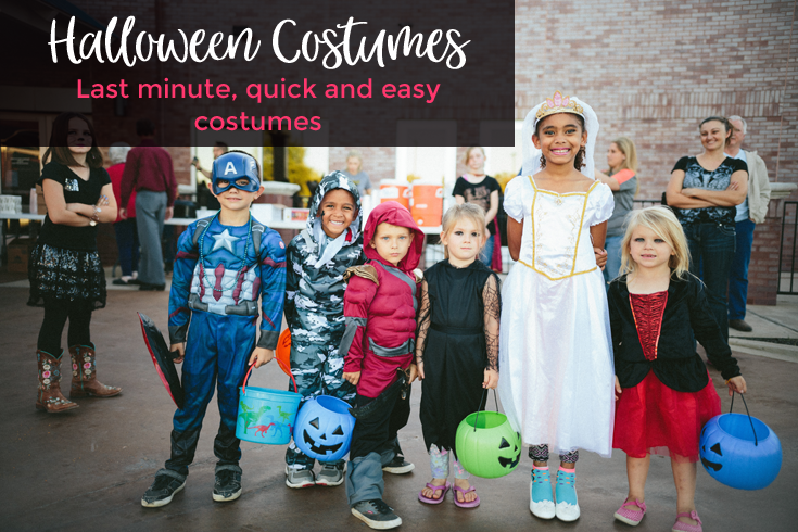 Halloween Costume Quick.Quick And Easy Last Minute Halloween Costumes For Kids Curious And