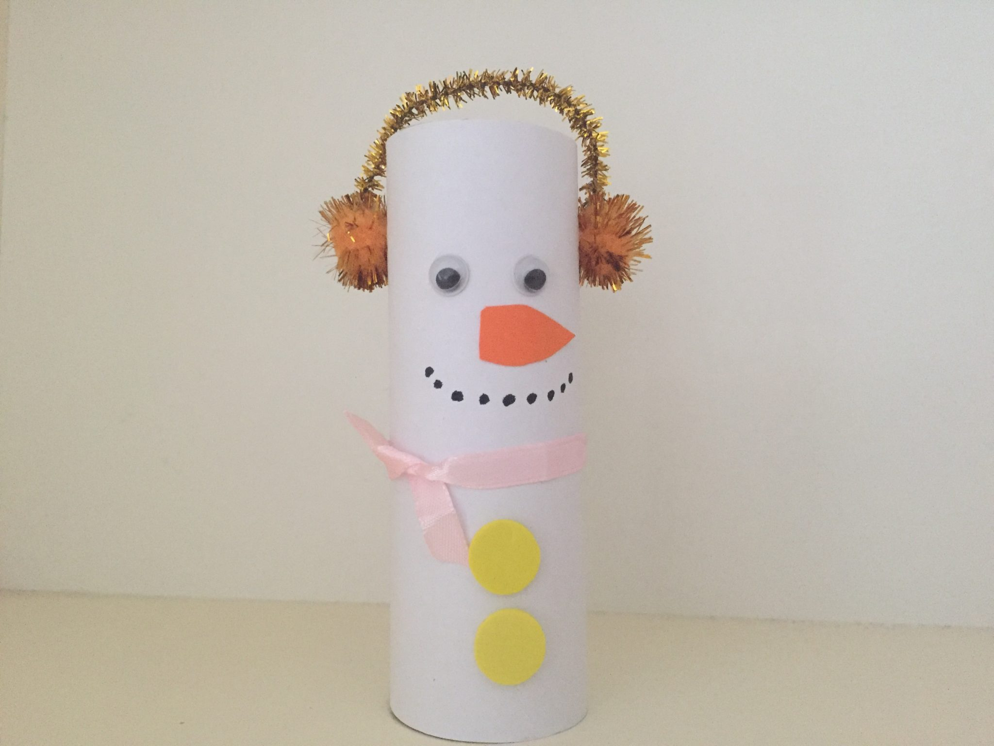 Christmas-crafts-for-kids-Snowman