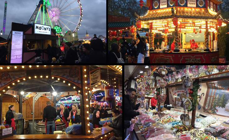Winter Wonderland with kids - What to eat