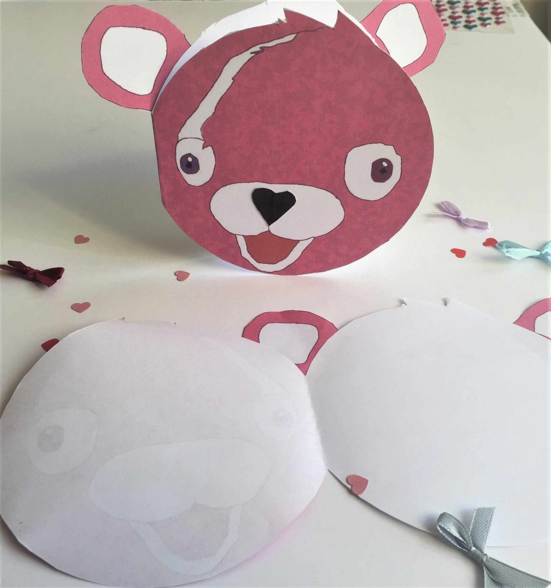 Cuddle Team Leader Valentines Card for kids - Cuddle Team Leader Valentines Card for Kids