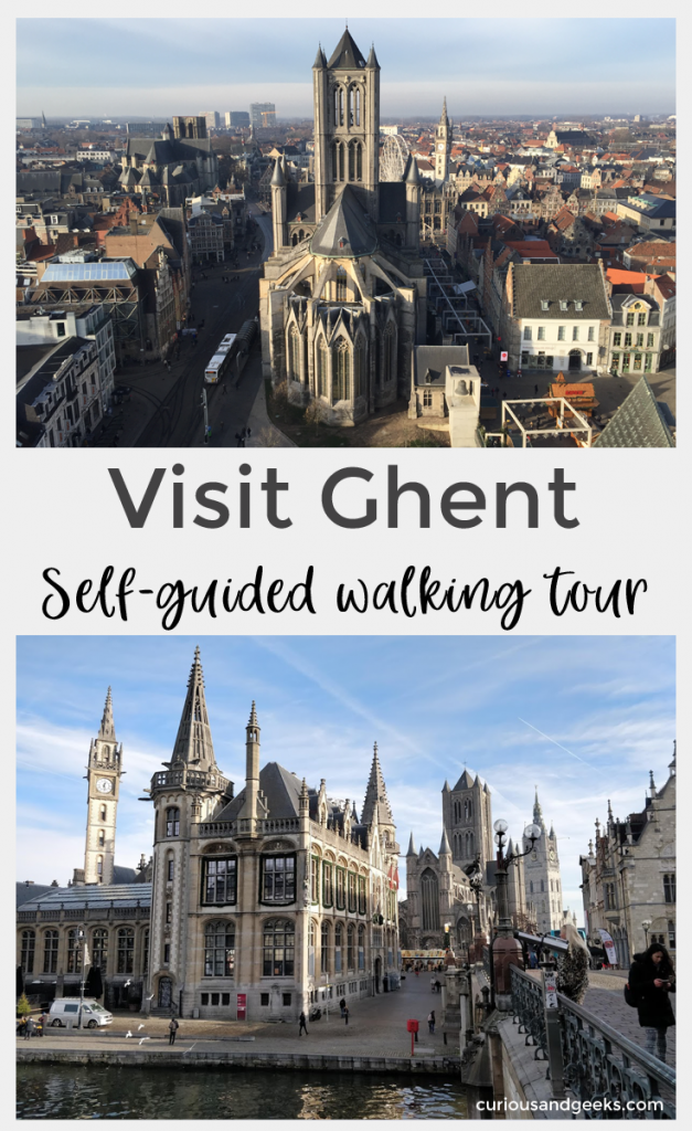 Visiting Ghent Belgium with kids pin 627x1024 - Visiting Ghent, Belgium with kids