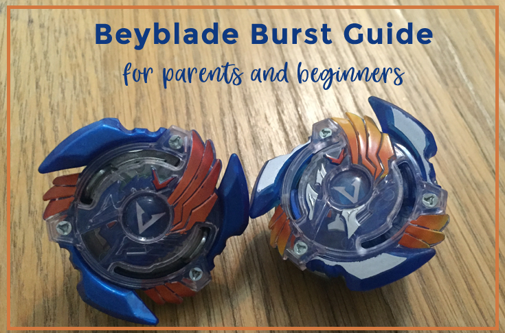 Beyblade Burst Guide for parents and beginners - Curious and Geeks